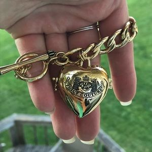 Juicy Couture Jewelry - Juicy Couture Locket Bracelet